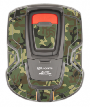 Husqvarna Automower Folie 310/315 -  Camo